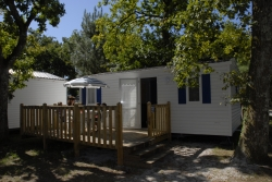 Rental - Mobile Home 26M² Type 1 - Camping Caravaning Fontaine Vieille