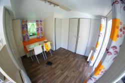 Locatifs - Mobil-home SUPER MERCURE RIVIERA 27.50m² 2 chambres - Camping les Fontaines