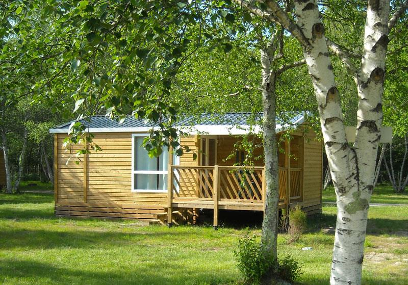 Accommodation - Mobile-Home Saturday / Saturday - Camping Les Fougères Lacanau