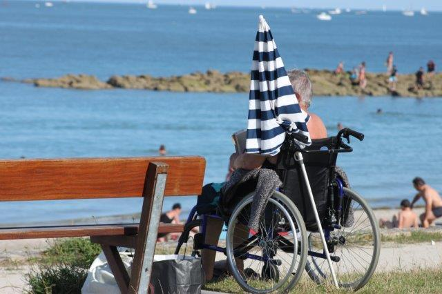 Wheelchair friendly Camping Do Mi Si La Mi - Quiberon