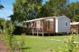 Huuraccommodaties - Mobile-home EVO 29, 2017, 29 m², 2 chambres - Camping Couleurs du Monde