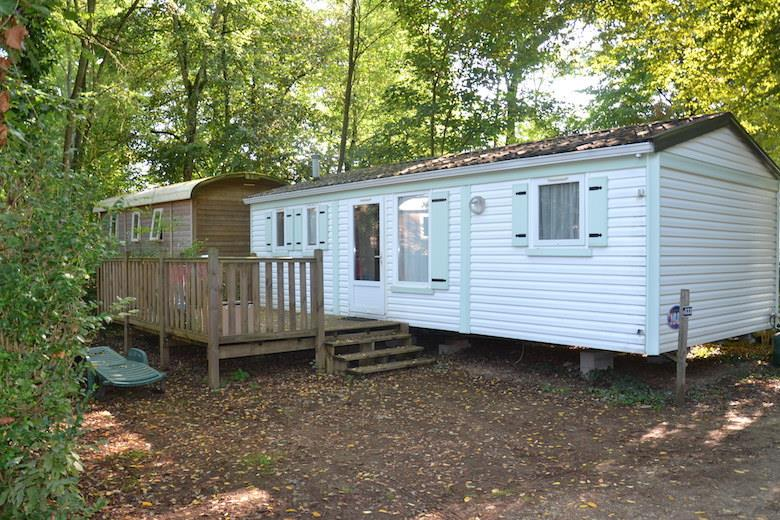 Abacot Mobile home Eco 34m² (3 bedrooms)