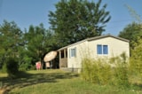 Rental - Mobil home Confort - 2 bedrooms - air-conditioning - Camping Le Coin Charmant