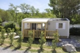 Rental - Mobil home 2015 - 3 bedrooms - air-conditioning - Camping Le Coin Charmant