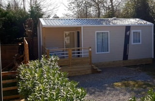Mobile-Home 2019 - 2 Bedrooms - Air-Conditioning