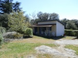 Rental - Bungalow 2 Bedrooms 35m² - Camping LE MARTINET ROUGE