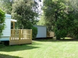 Rental - Mobil home 2 Bedrooms 25m² - Camping LE MARTINET ROUGE