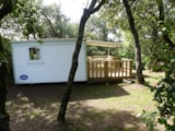Rental - Mobile home 2 Bedrooms 28m² (IRM) - Camping LE MARTINET ROUGE