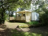 Rental - Mobil Home 2 Chambres 28M² Terrasse (Irm) - Camping LE MARTINET ROUGE