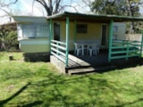 Rental - Mobil home 2 Bedroom 24m² - Camping LE MARTINET ROUGE