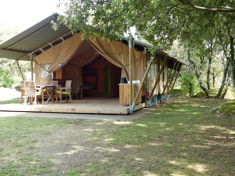 Lodge Safari 2 Chambres 30M²