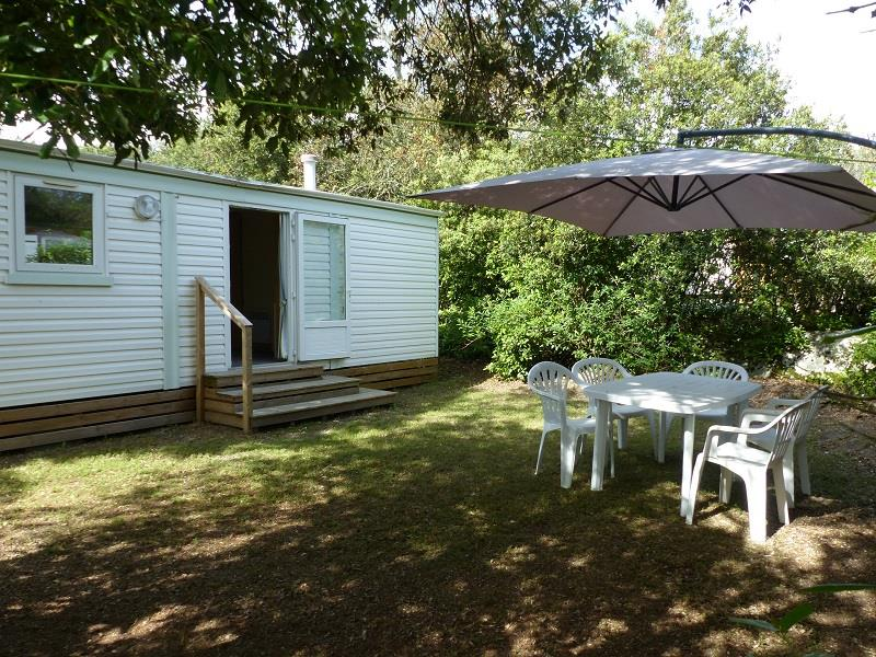 Mobil Home 2 Chambres 28M² Jardin (Irm)