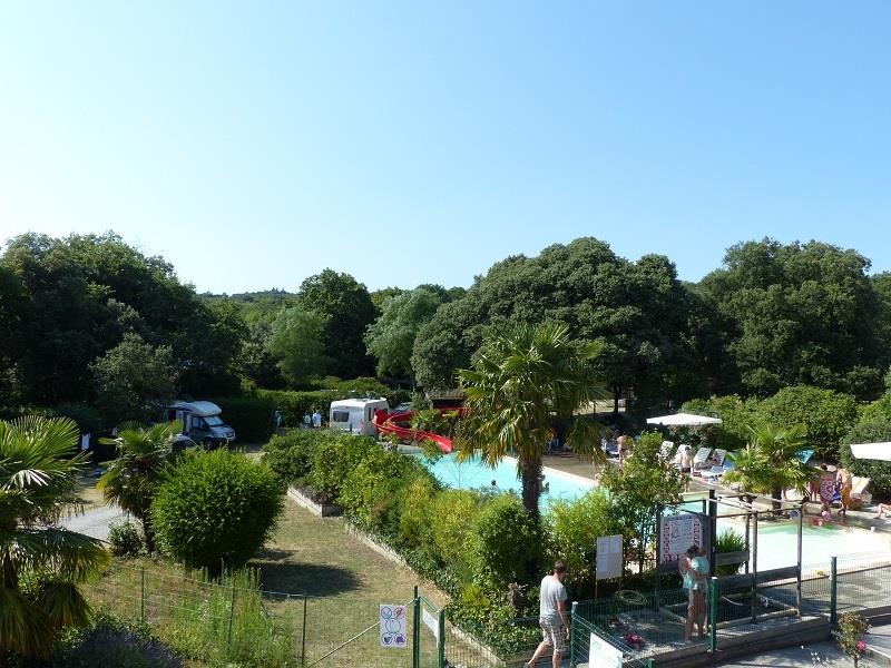 Camping LE MARTINET ROUGE