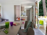 Rental - Esprit 2 Bedrooms With Terrace And Aircon - Le Bois Dormant