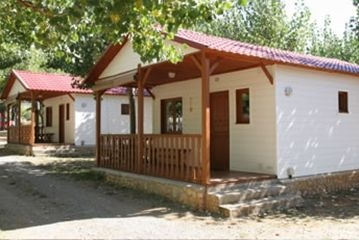 Location - Bungalow - Camping Isábena