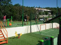 Leisure Activities Domaine Du Camping Des Sources - Gordes