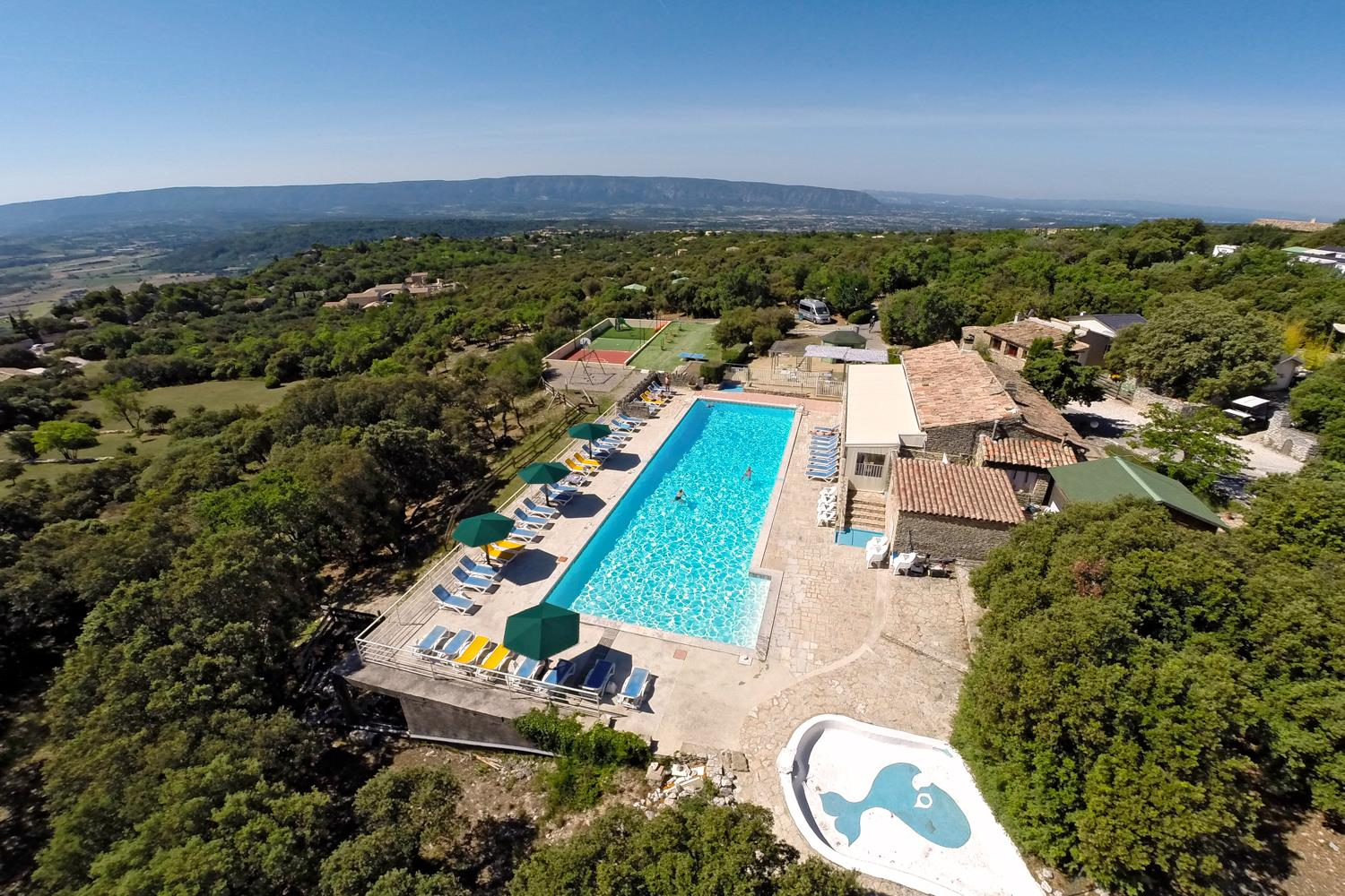 Establishment Domaine Du Camping Des Sources - Gordes