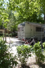 Pitch - Pitch caravan or motorhome - Campeggio Bosco Verde