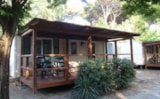 Rental - Chalet 3 Bedroom - Kitchen - Campeggio Bosco Verde