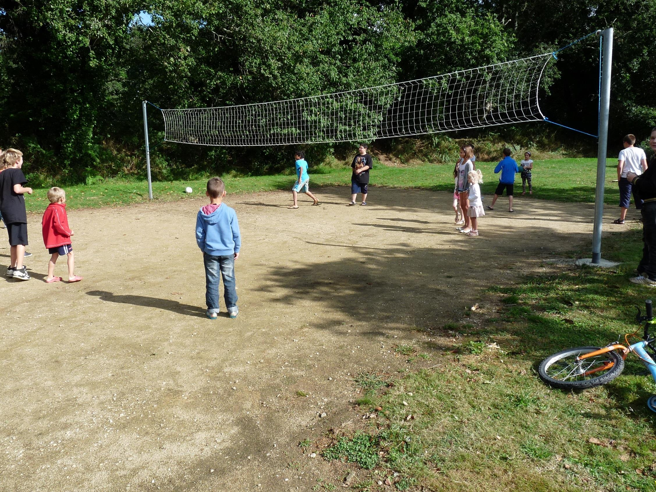 Sport activities Camping Saint Laurent - PLOEMEL