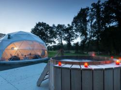 Igloo d'Arvor met Spa