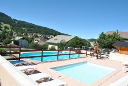 Bathing Camping Les Auches - Ancelle