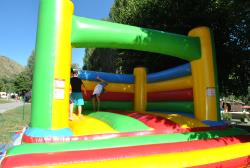 Entertainment organised Camping Les Auches - Ancelle