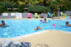 Baignade Camping Le Mas De La Source - Sampzon