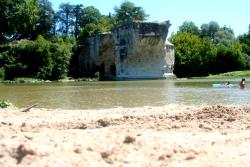 Beaches Camping Le Mas Sud Ardèche - Saint Just
