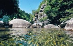 Sport activities Camping Le Mas Sud Ardèche - Saint Just