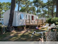 Mobil Home Elegance With 3 Bedrooms Terrace And Aircon