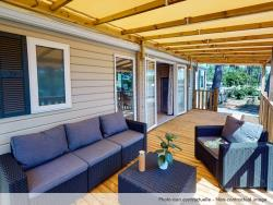 Mobil Home Excellence With 3 Bedrooms Terrace And Aircon