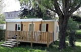 Rental - Mobile Home Super Mercure - Camping de Retourtour