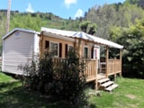 Rental - Mobile Home Super Titania 3 Bedrooms - Camping de Retourtour