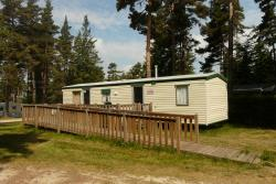 Wheelchair friendly Camping Du Lac De Devesset - Devesset