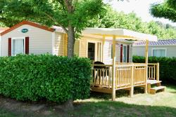 Location - Mobil-Home Confort - Camping Le Chauvieux