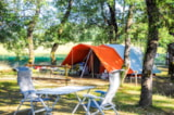 Pitch - Confort Pitch Xxl 150M² (Electricity Included From 6 July To 24 August ) - Camping L'Ombrage