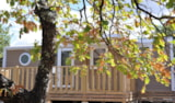Rental - Mobile home 35m² PREMIUM AIRCON S (3 bedrooms - Terrace) - Camping L'Ombrage