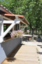 Services & amenities Camping L'ombrage - Lagorce - Ruoms