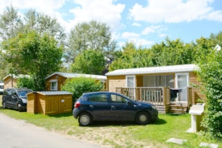 Mobile Home 25M² 2Ch/2Sdb(2 Bedrooms)