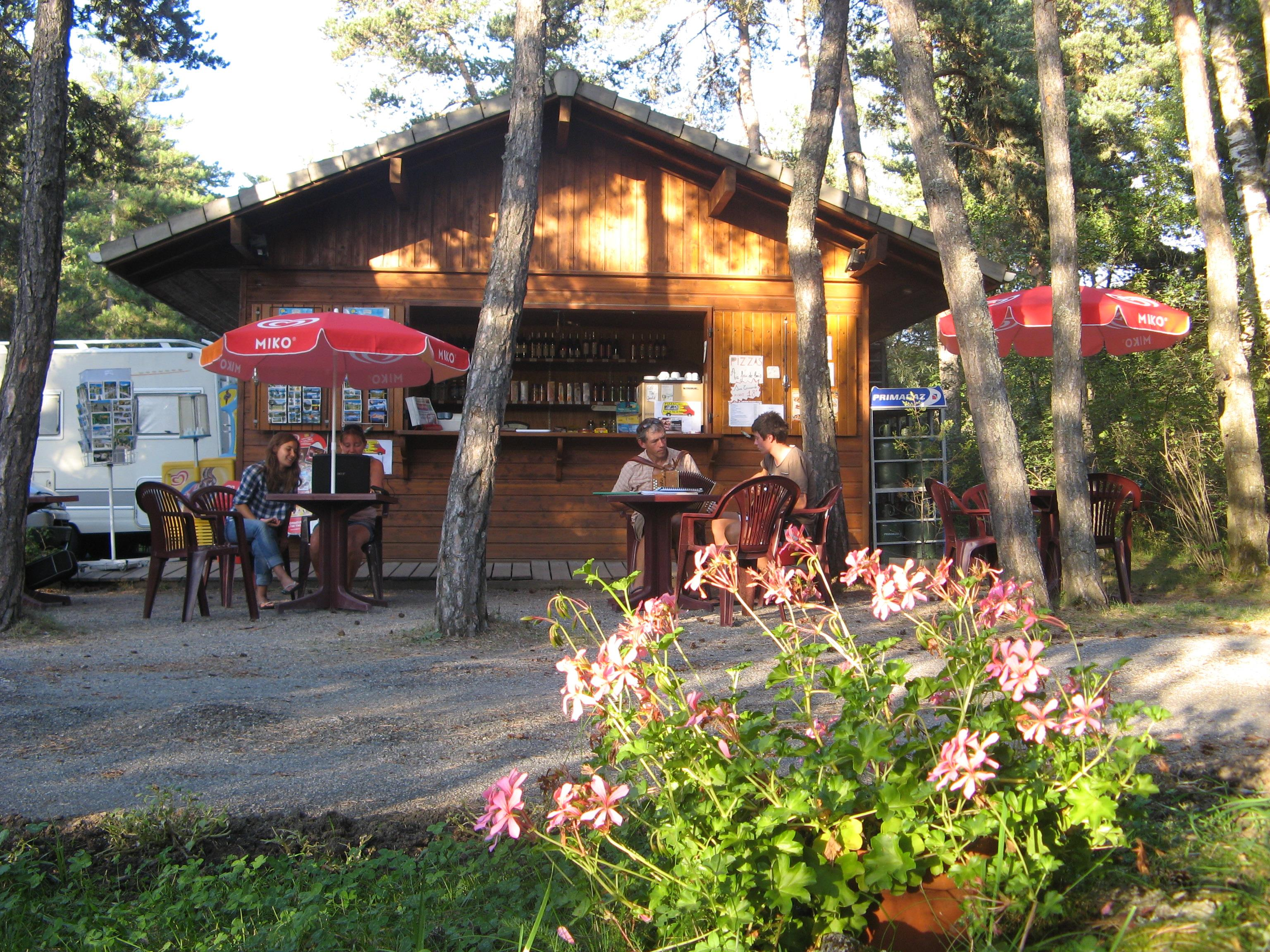 Services & amenities Camping Le Diamant - St Jean St Nicolas