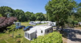 Pitch - Camping pitch - Domaine du Logis