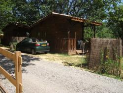 Location - Chalet Camping Sans Sanitaires - Camping Ibie