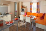 Cottage 5 - 27m² (2 chambres), terrasse