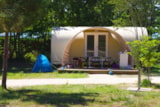Rental - Coco Sweet 16M² - Camping Lac de Thoux St-Cricq