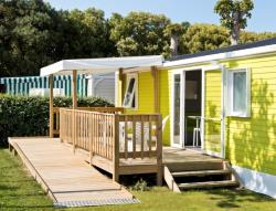 Wheelchair friendly Camping Lac De Thoux St-Cricq - Thoux