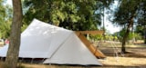 Pitch - Package: Pitch + car + tent or caravan - Camping l'Airial