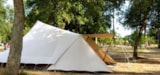 Pitch - Package: Pitch + car + tent or caravan + electricity - Camping l'Airial
