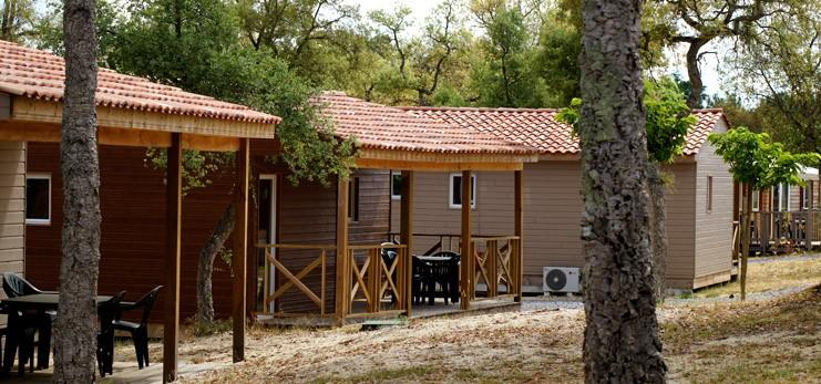 Location - Evasion Avec Climatisation - Camping L'Airial