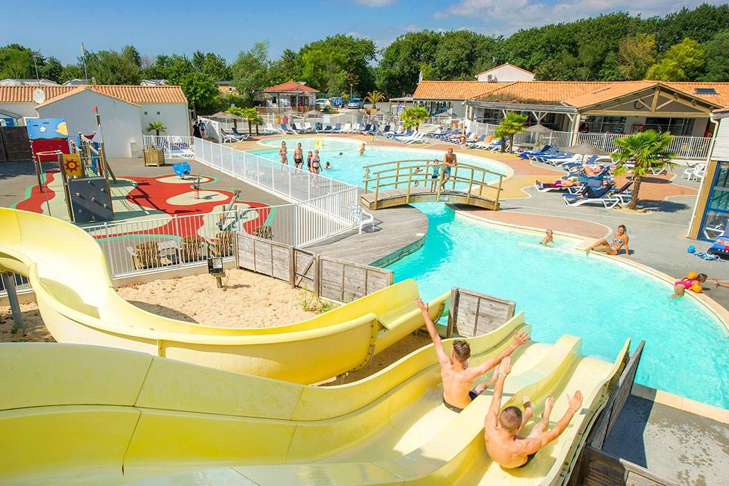 Bedrijf Camping Loyada - Talmont St Hilaire